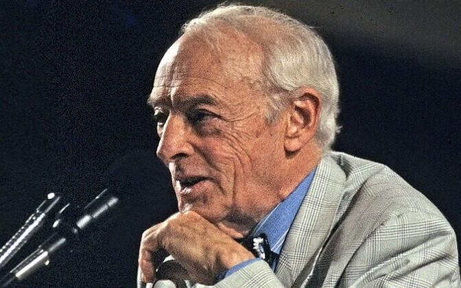 Saul Bellow aastal 1990.