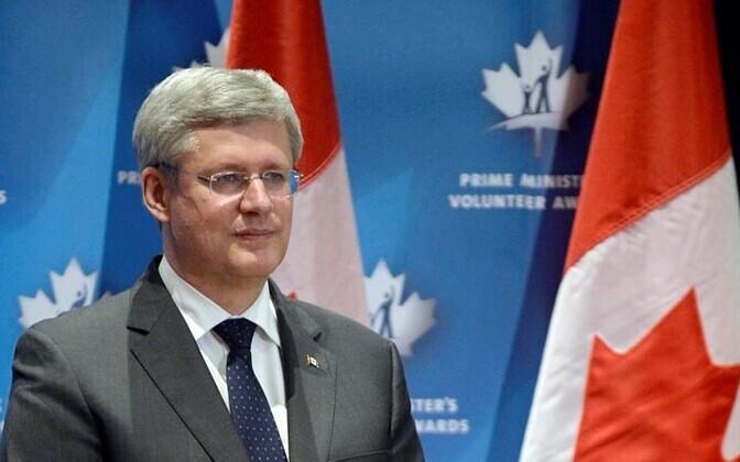 Kanada peaminister Stephen Harper