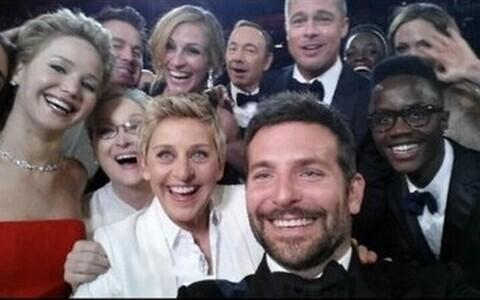 Selfie Oscari-galalt