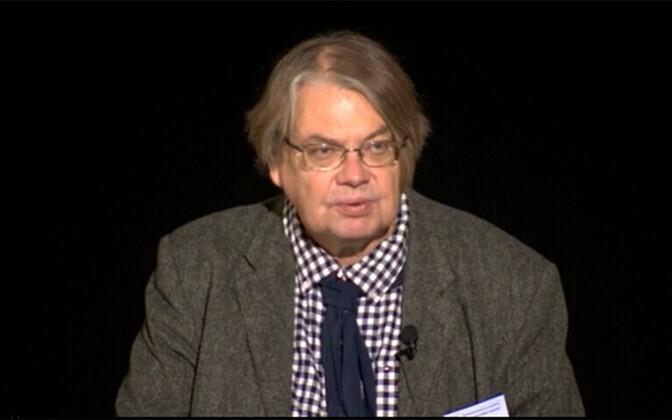 Teadusajairjanik Tiit Kändler