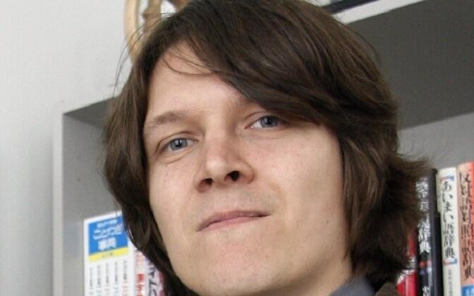 Alari Allik aastal 2006.