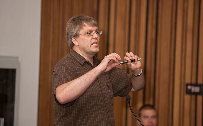 Tartu Ülikooli bioinformaatika professor Jaak Vilo.
