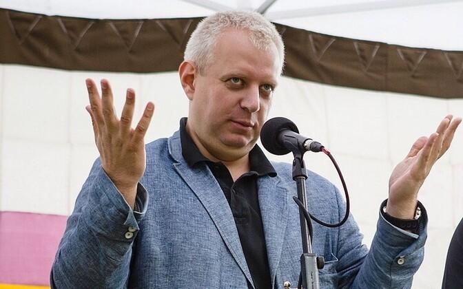 Urmo Soonvald on Eesti Päevalehe ja Delfi peatoimetaja.