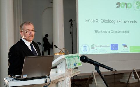 Professor Ülo Mander