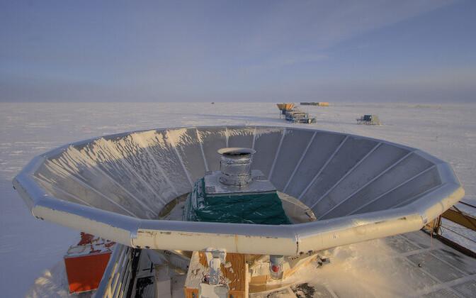 BICEP2 teleskoop