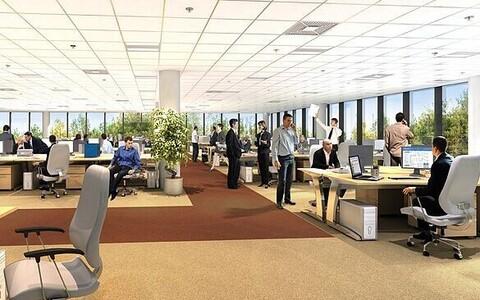 Avatud kontorid tähendavad viiruste levikut, kannatab ka töötajate privaatsus