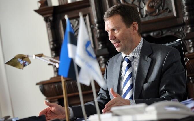 Tartu Ülikooli rektor Volli Kalm.