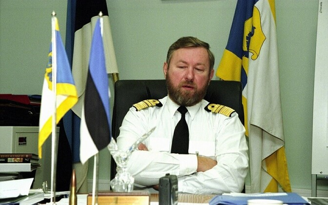 Vice Admiral Tarmo Kõuts