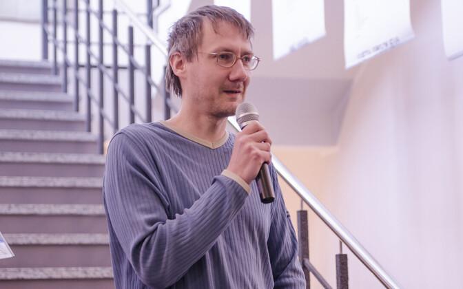 Kalju Kruusa on üks neist, kes saab 2019. aastast kirjanikupalka.