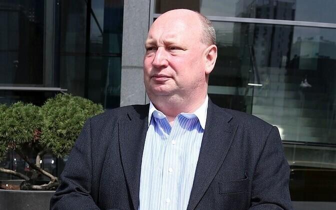 Henrik Hololei.