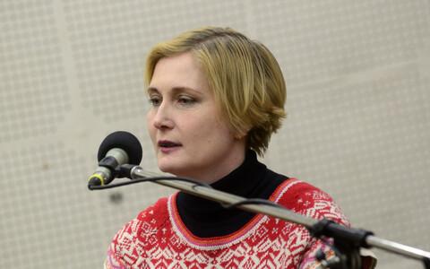 Külaliskriitik Ilona Martson Luulelahingu 5. saates 1.02.2014
