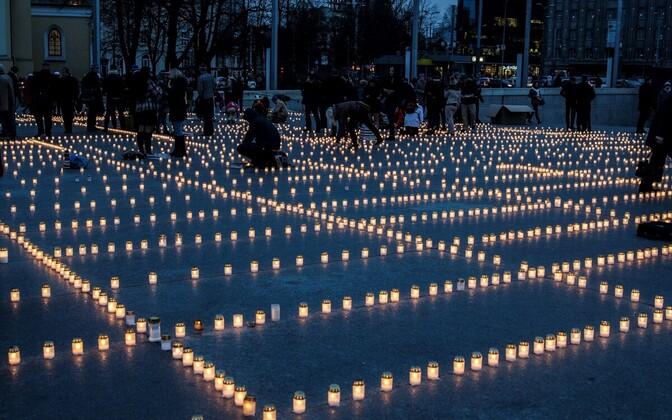 Märtsiküüditamise ohvrite mälestamine