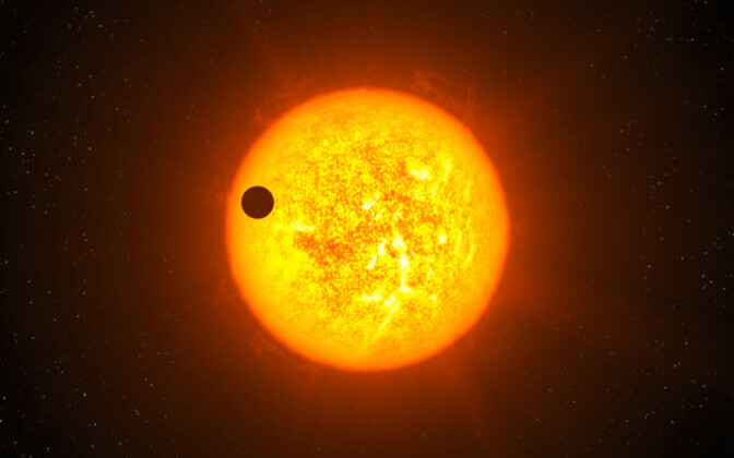 Vulcanit meenutavaid planeete võib kohata väljapool Päikesesüsteemi.