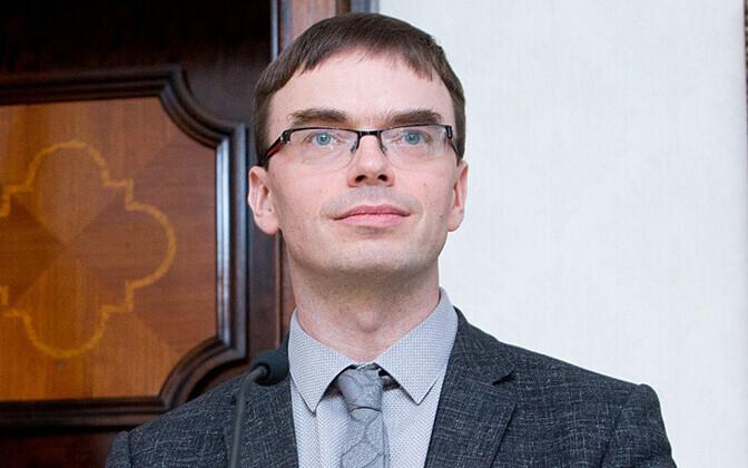 Sotsiaaldemokraatliku Erakonna esimees Sven Mikser