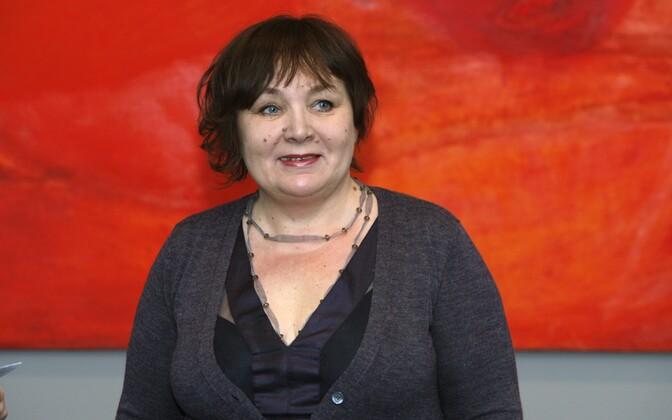 Kirjanik ja režissöör Imbi Paju.