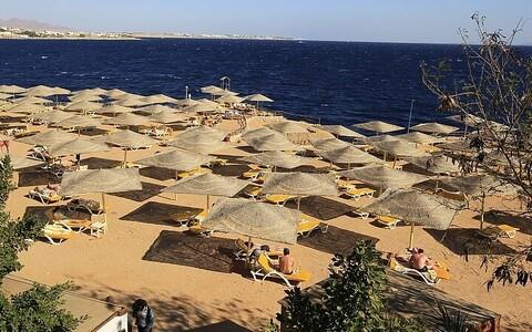 Египетский курорт Шарм-эш-Шейх