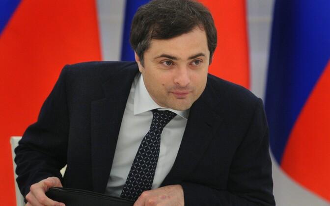 Vladislav Surkov.