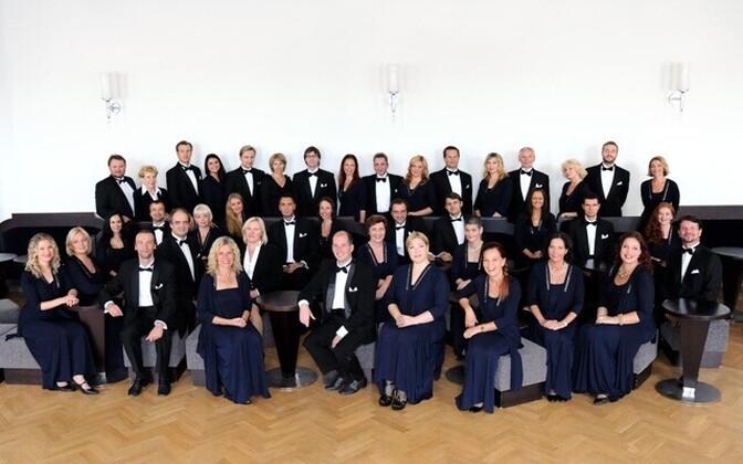 Rahvusooper Estonia koor