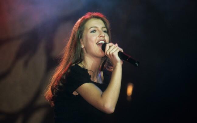 1996. aastal esindas Maarja Eestit Eurovisioonil Pilvre/Pajusaare looga