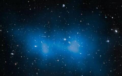 Universumi suurim galaktikaparv on arvatust kogukam