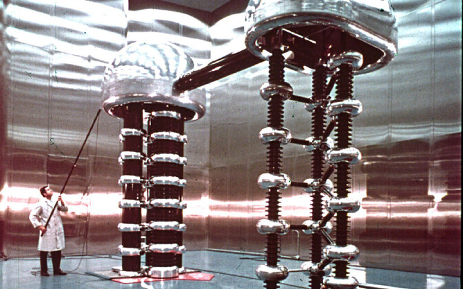 Cockcroft-Waltoni generaator-