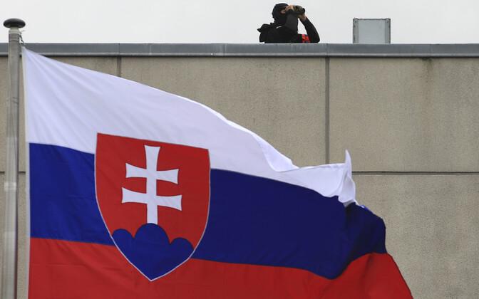 Slovakkia lipp