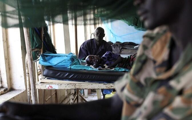 01064c90f0d Malaria oli möödunud aastal kõige eksootilisem Eestisse reisilt kaasa  toodud haigus. Pilt tänavu veebruaris Lõuna
