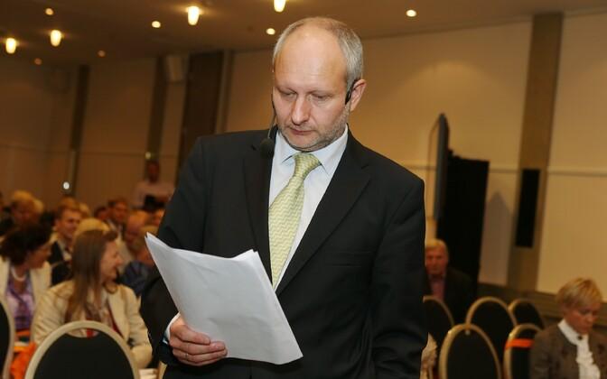 Матти Маазикас.