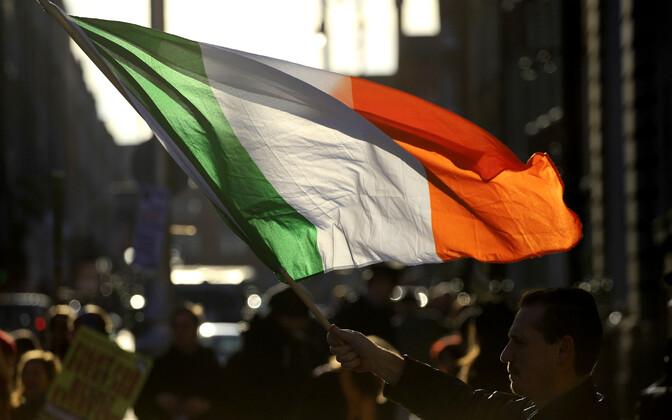 Iirimaa lipp