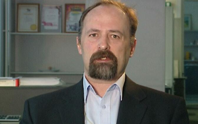 Politoloog Karmo Tüür.