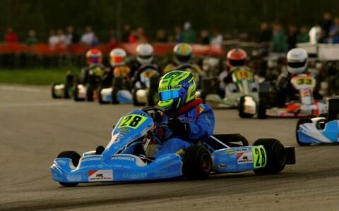 Kardiklass Rotax Junior