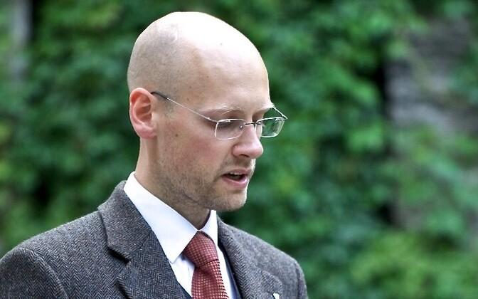 Varro Vooglaid on SA Perekonna ja Traditsiooni Kaitseks juhataja.