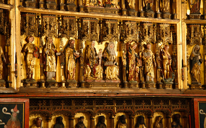 Niguliste kiriku kappaltar