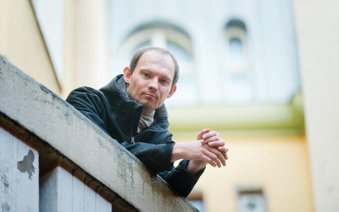 Žürii liige Ott Karulin