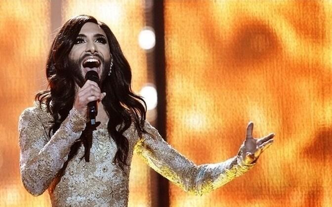 Austria esindaja eelmise aasta Eurovisioonil