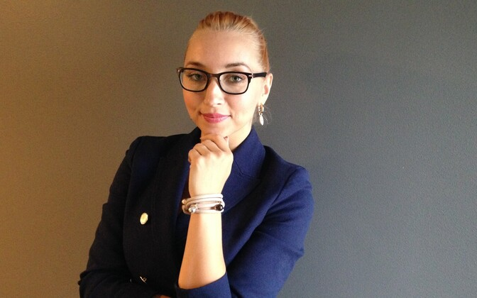 Tanja Mihhailova.