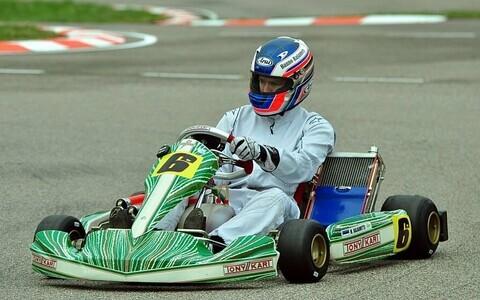Hando Rajamets, KZ2 klassi etapivõitja
