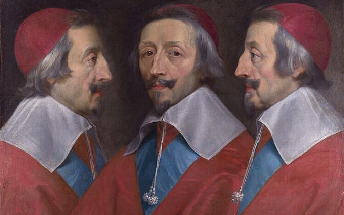 Kardinal Richelieu.