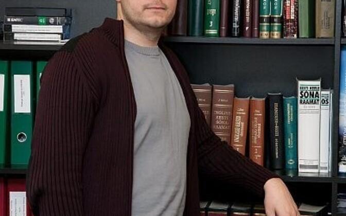 Tartu Ülikooli Balti õpingute keskuse juhataja Heiko Pääbo.