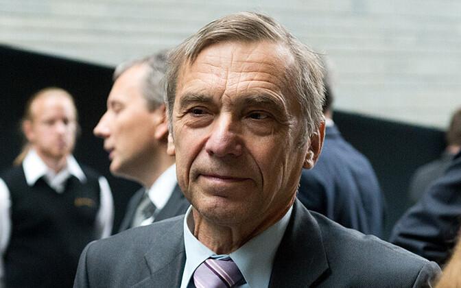 Economist Heido Vitsur.