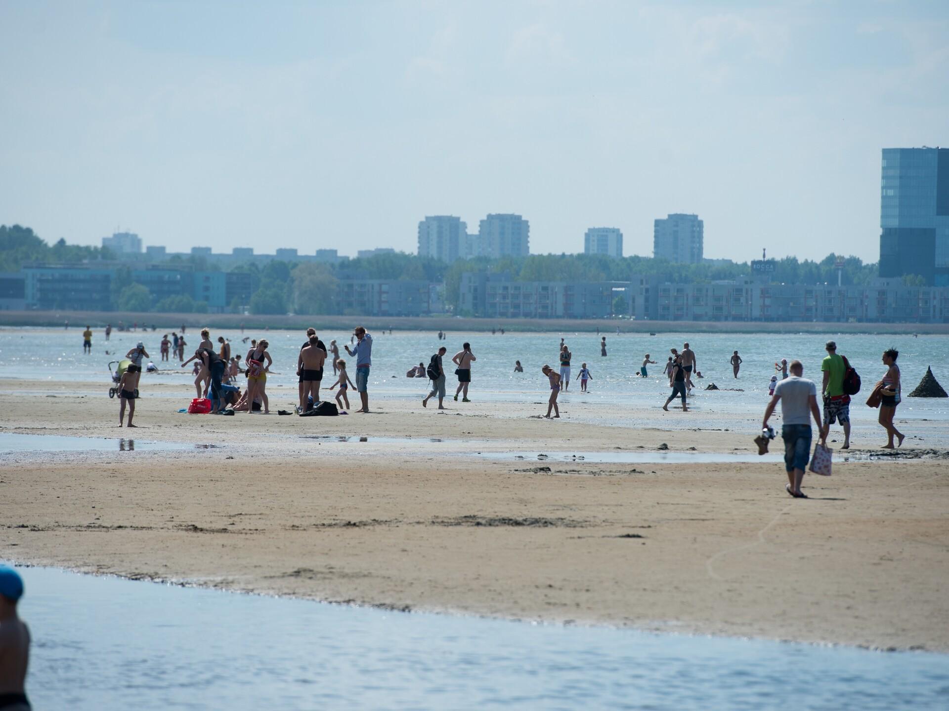 005a847151c Tallinnas Stroomi rannas leiti veest eaka mehe surnukeha   Eesti   ERR