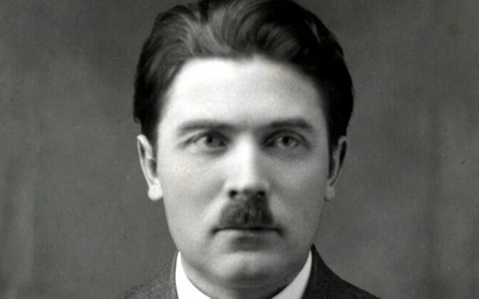 Johannes Aavik.