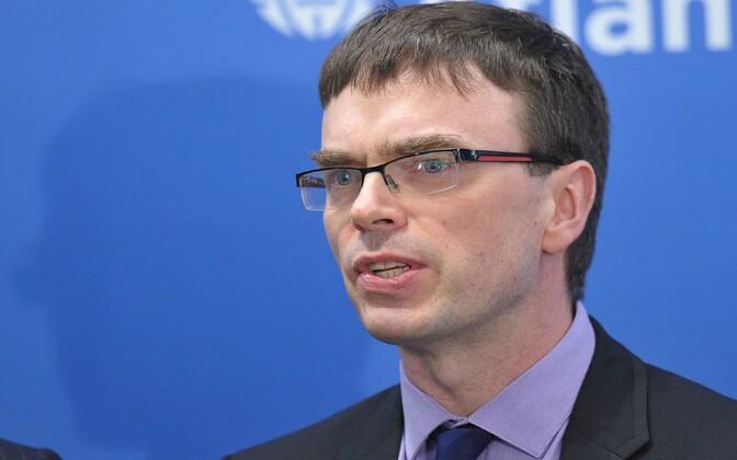 Kaitseminister Sven Mikser.