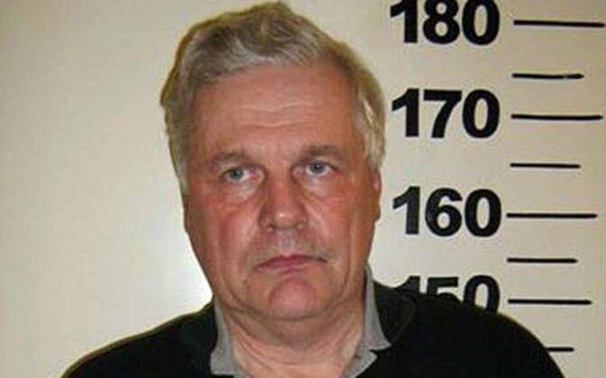 Herman Simm was imprisoned for treason in 2009.