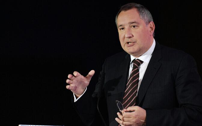 Venemaa asepeaminister Dmitri Rogozin