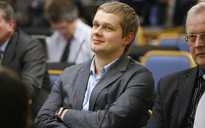 Tallinna Sadama nõukogu esimees Remo Holsmer.