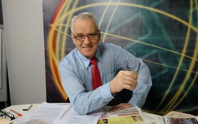 Heimar Lenk juhib Tallinna TV-s saadet