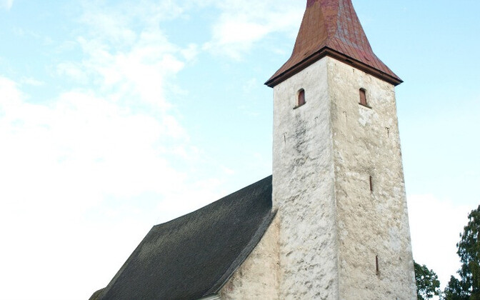 Suure-Jaani kirik