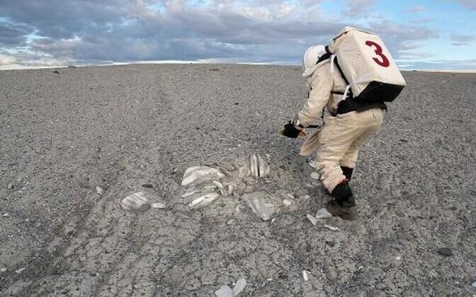 Ürgne meteoriidisadu tekitas Maale mikroobide elupaiku