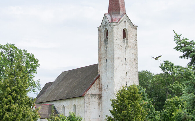 Koeru Maarja Magdaleena kirik.